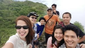 Mt. Lanaya (Legaspi Trail)